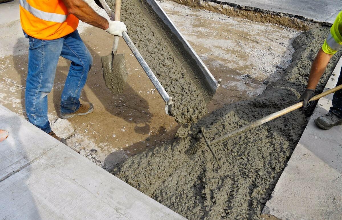 Купить бетон цена за куб в иваново консервация фасада цементным раствором после отстукивания штукатурки